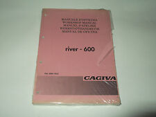MANUALE D'OFFICINA CAGIVA RIVER-600