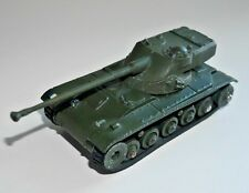 DINKY TOYS 80C  CHAR AMX FRENCH MILITARY TOY TANK RARE EXCELLENT  (596)