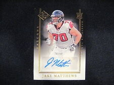 JAKE MATTHEWS AUTO RC--2014 LIMITED #'D TO 99