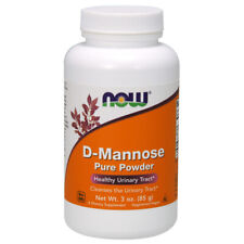 D Mannose, 3oz/85g/43 servings,  UTI's- NOW Foods
