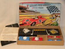 JOUET COFFRET VOITURE CIRCUIT RACE TRACK SET 2 SPEEDKING SLOT RACING CAR JAGUAR