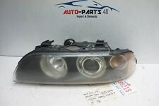 2001 2002 2003 BMW 5 SERIES 525i 535i DRIVER XENON HEADLIGHT OEM UE98218