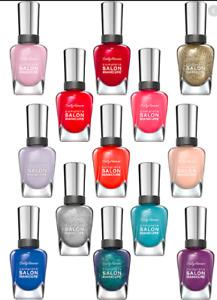 Sally Hansen Complete SALON Manicure Nail Polish. Pick Your Color!!