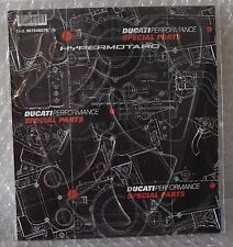 Ducati Hypermotard Clear Tank Pad