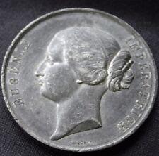 EUGENIE IMPERATRICE Tin Medal Universal Expo 1855