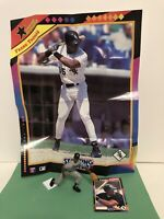 1992 Frank Thomas Starting Lineup Baseball figure Card toy Chicago White Sox MLB