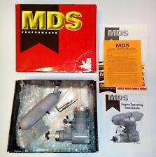 MDS Performance .48 ABC Nitro RC Model Engine with Muffler  7.86 cc