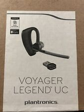 Plantronics Voyager Legend UC B235-M USB Bluetooth Headset System - Brand New