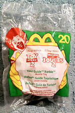 1999 McDonald's Happy Meal - TOY STORY 2  - Tour Guide Barbie (#20)  - MINT