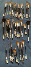 New listing 55 Princeton Aqua Elite Paint brushes New Short Handle Brush Set