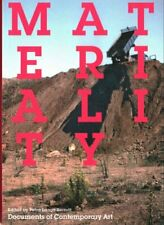 Materiality by Petra Lange-Berndt 9780854882373 | Brand New | Free UK Shipping