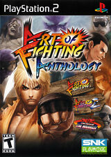Art of Fighting Anthology (2007) Brand New Factory Sealed USA Playstation 2 PS2