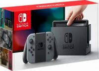 New! Nintendo Switch 32GB Console (with Gray Joy-Con) - Ready to Ship Worldwide!