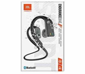 JBL JBLENDURDIVEBAM Endurance Dive Wireless Sports Headphones w/ MP3 Player, GA