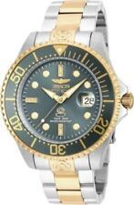 Invicta 20143 47mm Grand Diver Automatic Date Diamond Accent Mens Watch