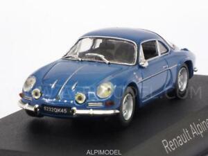 Alpine A110 1973 Blue 1:43 NOREV 517820