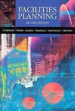 Facilities Planning 2nd Ed. by Tompkins, White, Frazelle, Bozer *NEW ~ PA*