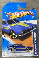 Hot Wheels '71 Maverick Grabber Street Beasts 1/10 Diecast 1:64 CB