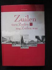 Hentenaar Boek Zuilen Toen Zuilen nog Zuilen was deel 1 W. v. Scharrenburg (Ned)