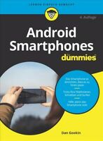 Android Smartphones Fur Dummies, Paperback by Gookin, Dan, Like New Used, Fre...