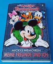 LTB  Sonderband Mickys Memoiren MEINE FREUNDE UND ICH Nr.1  UNGELESEN 1A abs.TOP