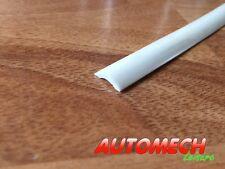 Super Quality Caravan/Motorhome Awning Rail Plastic Insert/Trim (WHITE)