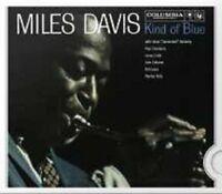 "MILES DAVIS ""KIND OF BLUE"" CD LIMITED NEW!"