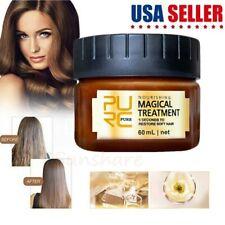 PURC Magic Hair Root Treatment Mask 5 Seconds Repair Damage Restore Soft Hair US