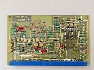 Power Supply Control Circuit Card from a CAE Lynx Helicopter Flight Simulator