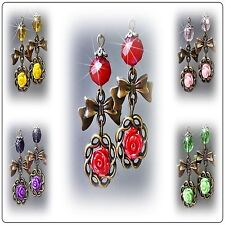 Alloy Handcrafted Earrings
