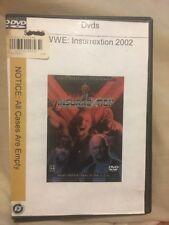 WWF - Insurrextion 2002 (DVD, 2002)