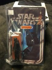 Custom Star Wars Empire Strikes Back Return Of The Jedi Stealth Boba Fett Figure