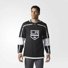 adidas NHL Hockey La Kings Authentic Home Locker Access Sz 50 Jersey 252JA 506