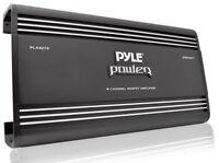 Pyle PLA4278 4 ch 2000 Watts Bridgeable Mosfet Amplifier