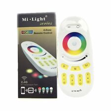 Mi.Light 2.4GHz 4-Zone Full Touch RGBW Led Remote Controller Without Batteries