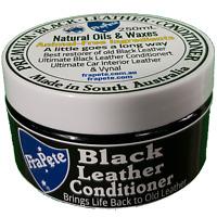 FraPete Premium Black Leather Conditioner Leather Leather Restorer Balm 250 mL