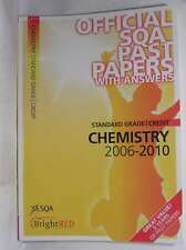 Chemistry Credit 2010 SQA Past Papers, Scottish Qualifications Authority, Excell