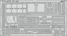 Eduard 1/35 StuG/Sturmgeschutz IV Detailing Set # 36419