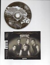NSYNC  RARE  CD GONE   JUSTIN TIMBERLAKE