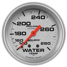 AutoMeter 4431 Ultra-Lite Mechanical Water Temperature Gauge