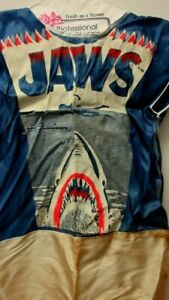 1975 COLLEGEVILLE DELUXE COSTUME JAWS IN BOX  UNIVERSAL STUDIO Child Large
