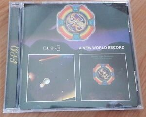 Electric Light Orchestra : II/A New World Record (CD 1998) FREE! UK 24-HR POST!