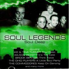 [Music CD] Soul Legends - Soul Deep
