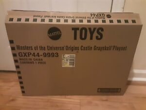 Masters of The Universe Origins Castle Grayskull Playset IN-HAND!! READY TO SHIP
