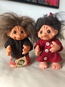 Lovely Dam forest trolls couple 💚