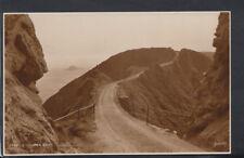 Channel Islands Postcard - La Coupee, Sark    RS10834