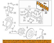 HYUNDAI OEM 17-18 Elantra Brake-Front-Brake Pads 58101F2A00