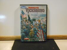 Struggle For Vicksburg DVD (Holiday Films) National Heritage Series FREE SHIP