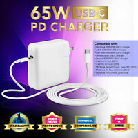 """29W Type C USB-C Power Adapter Charger For Apple MacBook Retina 12"""" A1534 A1540"""