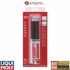 Liqui Moly Liquid Metal 2K - Epoxy Adhesive Components Metal Glue 25 ML